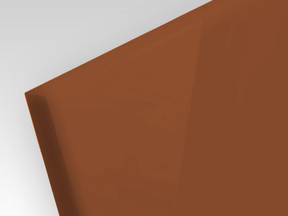 Plexi brązowe 3 mm