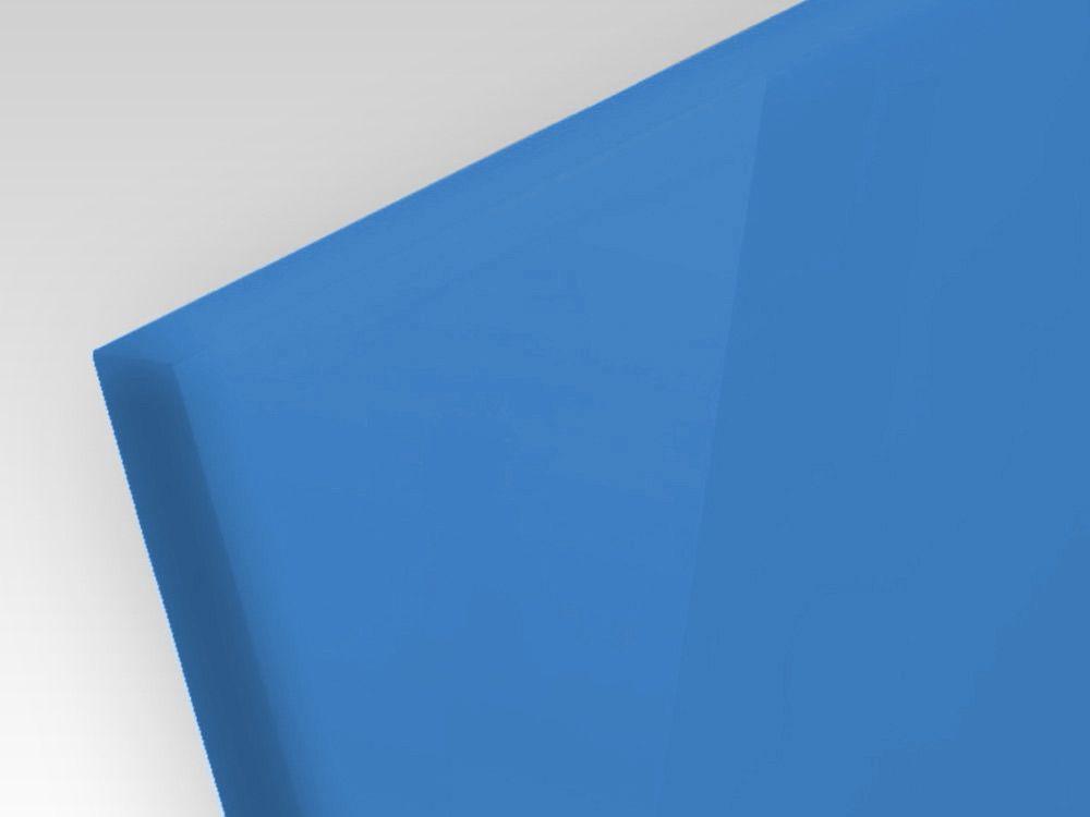 Plexi niebieskie 3 mm