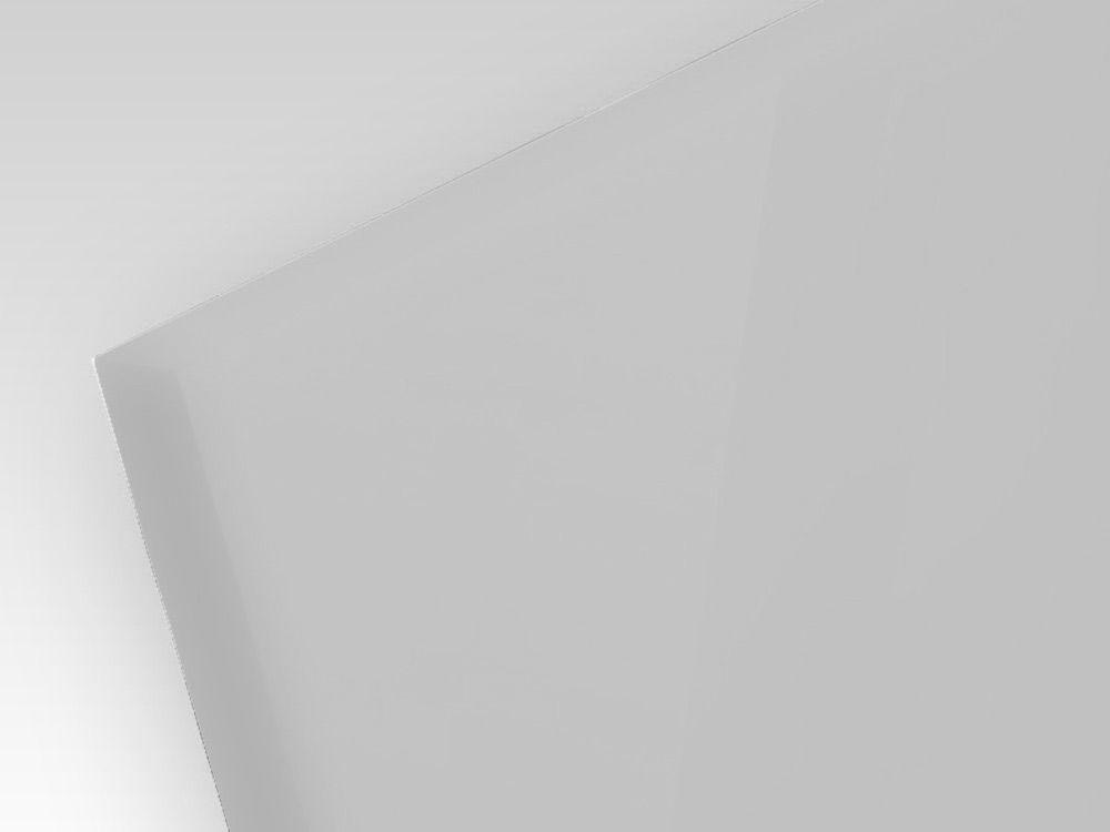 Płyty akrylowe wylewane kolory opaque biały