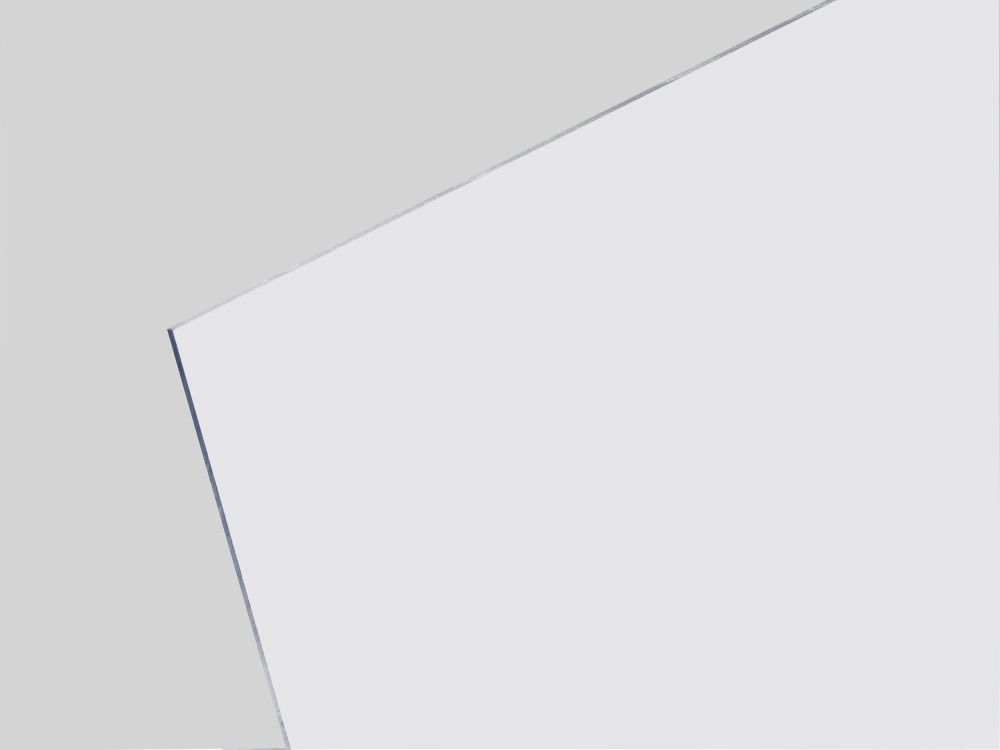 Polistyren bezbarwny połysk / mat (antyreflex) 0,9mm