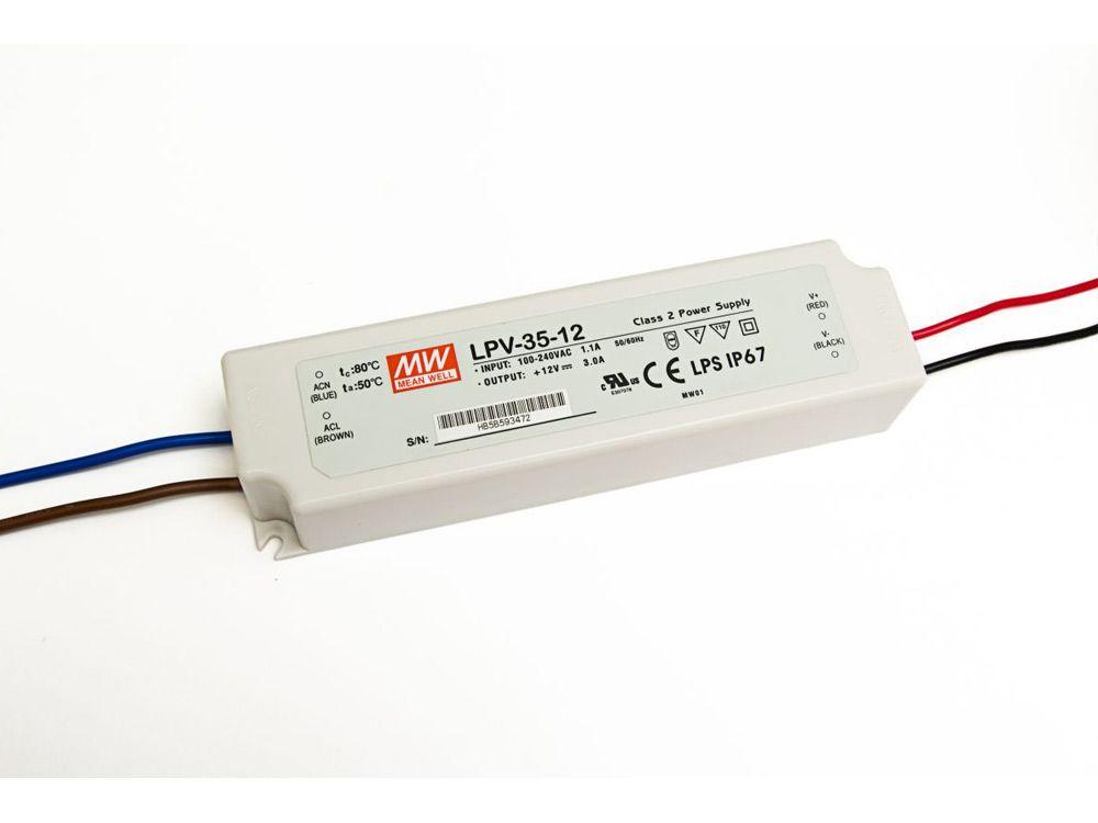 Zasilacze LED zewnętrzne 35W